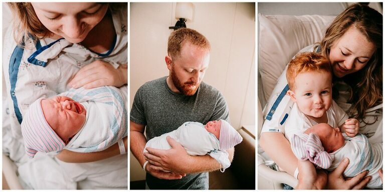 tuesday grace photography, fresh 48 session, newborn photography knoxville, tennessee newborn photography